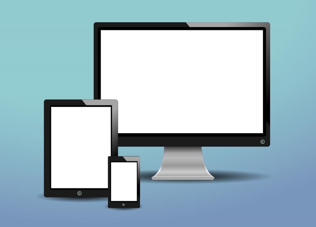Création de site internet adaptée à tous les écrans